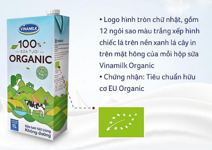 sua tuoi organic cua vinamilk bat song nguoi tieu dung singapore
