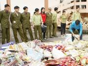 Lào Cai: Ra quân kiểm soát chặt thị trường dịp Tết