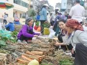 Bình dị chợ phiên Bình Liêu