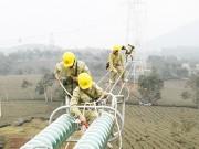 Vượt kế hoạch sản lượng truyền tải điện