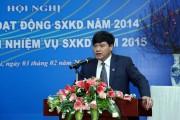 PLC tổ chức hội nghị tổng kết hoạt động SXKD năm 2014
