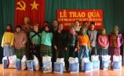 Petrolimex trao 19 tấn gạo tặng người nghèo Đồng Văn đón Tết Ất Mùi 2015
