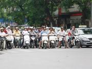 Sẽ thành lập Quỹ nghiên cứu an toàn giao thông xe máy tại Việt Nam