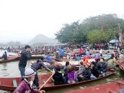 Lễ hội chùa Hương kiểm soát chặt giá