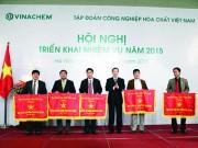 Tập đoàn Công nghiệp hóa chất Việt Nam: Một năm tăng trưởng bền vững