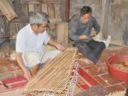 Làng nghề Phú Vinh: Chao đảo trong bão thị trường