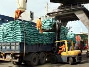 Xuất khẩu của Việt Nam sang Angola giảm mạnh trong năm 2014