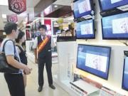 Siêu thị điện máy: Sản phẩm thương hiệu Việt chưa có chỗ đứng