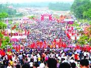 Giỗ Tổ Hùng Vương - Lễ hội Đền Hùng 2015: Trăm con trông về nguồn cội