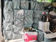 Tây Ninh: Thu giữ 3.192 chai rượu ngoại nhập lậu