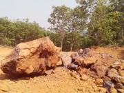 Thừa Thiên Huế: Người nước ngoài khai thác khoáng sản trái phép