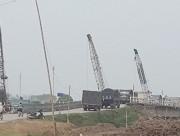 Thanh tra giao thông tỉnh Hải Dương: Ép xe tải 60 tấn đi qua cầu 13 tấn