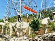 Truyền tải điện Quảng Nam: Chủ động ứng phó với mưa bão