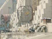 Thủy điện Lai Châu: Hoàn thành đập dâng bằng bê tông đầm lăn