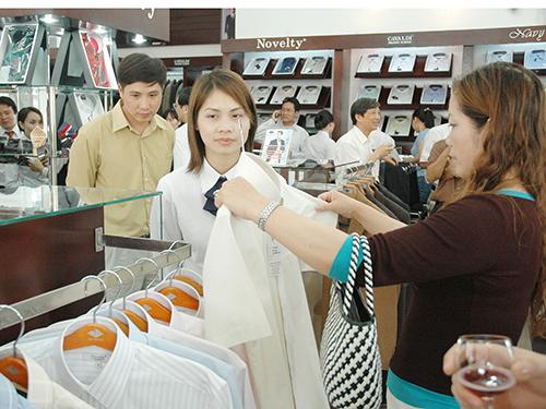 Năm 2015: Cơ hội mới cho ngành dệt may