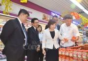 Thứ trưởng Bộ Công Thương kiểm tra cung ứng hàng Tết tại Big C