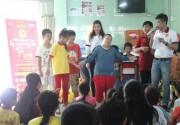 Trao quà Tết cho trẻ em khuyết tật khu vực phía Nam