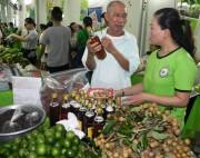 Chợ Tết xanh - Tử tế: Địa chỉ mua hàng nông sản an toàn cho người dân