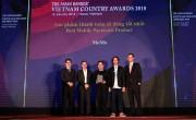 """Momo được trao giải thưởng """"Sản phẩm thanh toán di động tốt nhất Việt Nam"""""""