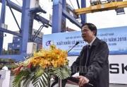TP. Hồ Chí Minh: Xuất khẩu lô hàng thủy sản đầu tiên năm 2018