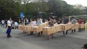 Gần 1.000 sinh viên tham gia trải nghiệm An toàn giao thông và Nhạc hội sinh viên