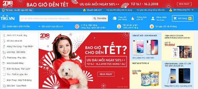 Tiki.vn gọi vốn thành công từ JD.com