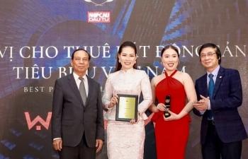 win home lan dau tien duoc vinh danh don vi cho thue bat dong san tieu bieu nam 2019