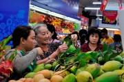 Lượng khách đến mua sắm tại Saigon Co.op tăng gấp 3 lần trong dịp Tết
