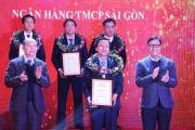 SCB trong Top 9 doanh nghiệp tư nhân lớn nhất Việt Nam