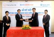 Hanwha Life Việt Nam hợp tác cùng Woori Bank kinh doanh bảo hiểm qua ngân hàng