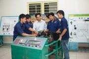 Trường ĐH Nguyễn Tất Thành đào tạo quản lý sản xuất cho Samsung Việt Nam