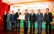 Đảng ủy Khối DNTMTW tại TP. Hồ Chí Minh đón nhận Huân chương Lao động hạng Ba