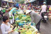 TP. Hồ Chí Minh: Hàng hóa chưa tăng giá theo xăng