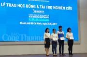 Heineken Việt Nam trao 22 suất học bổng cho sinh viên ngành môi trường