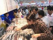 Saigon Co.op đưa siêu thị Co.opmart Hồng Ngự hoạt động đúng dịp Tết