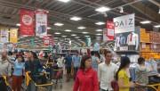 Sức mua hàng Tết tại TP. Hồ Chí Minh bắt đầu tăng
