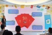 ZaloPay dành gần 10 tỷ đồng lì xì Tết cho khách hàng sử dụng ứng dụng