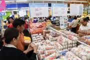Sức mua và lượng khách dịp Tết tại Co.opmart tăng gấp 3 lần ngày thường