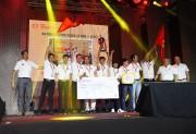 Đội sinh viên Việt Nam giành ba giải thưởng
