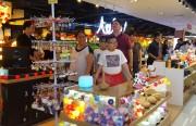 Chợ ẩm thực và mua sắm hiện đại Sense Market chính thức đi vào hoạt động