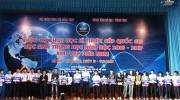 Trao giải cuộc thi Khoa học kỹ thuật cấp quốc gia