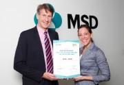 Việt Nam là một trong hơn 30 quốc gia nhận được tài trợ từ MSD