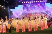 13 bộ sưu tập Áo dài trình diễn trong đêm khai mạc Lễ hội Áo dài TP. Hồ Chí Minh