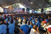 Gần 2.000 tình nguyện viên tham gia Lễ ra quân phát động chiến dịch Giờ Trái đất 2018