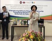 Central Group Việt Nam và B2S tài trợ nâng cấp phòng học sinh viên