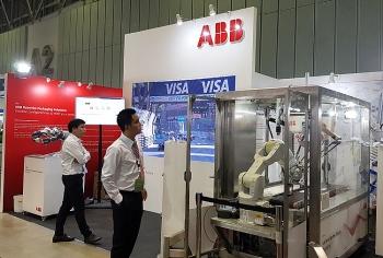 abb gioi thieu robot moi nhat tai propak vietnam 2019