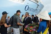 Tàu biển Ovation of the Seas lần thứ 2 tới Việt Nam