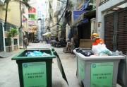 TP. Hồ Chí Minh: Phân loại rác thải rắn tại nguồn vẫn còn nhiều bất cập