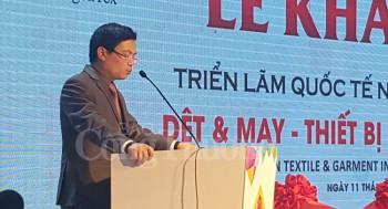 saigontex 2018 cau noi hop tac lien doanh lien ket cho doanh nghiep det may viet