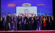 Prudential: Top 10 doanh nghiệp có vốn đầu tư hàng đầu Việt Nam